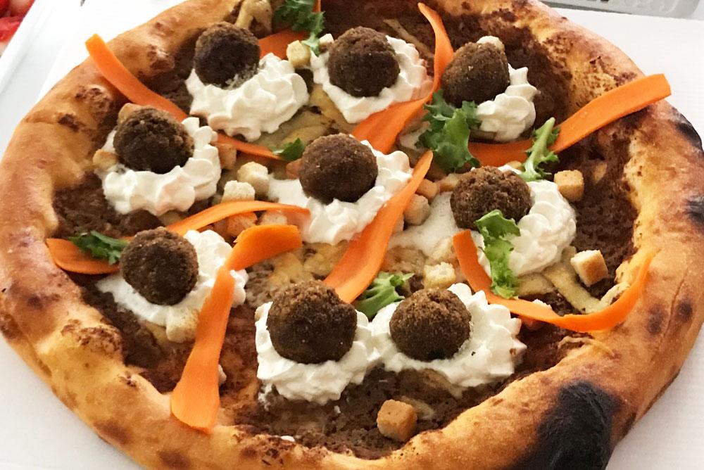 Pizza dolce Velletri