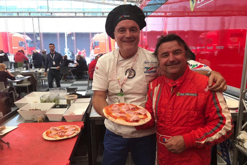 Pizzeria Scuderia Ferrari