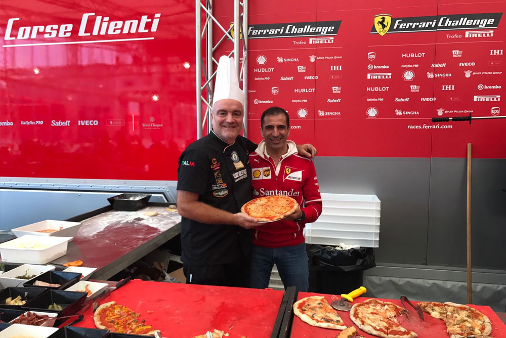 Pizza Ferrari